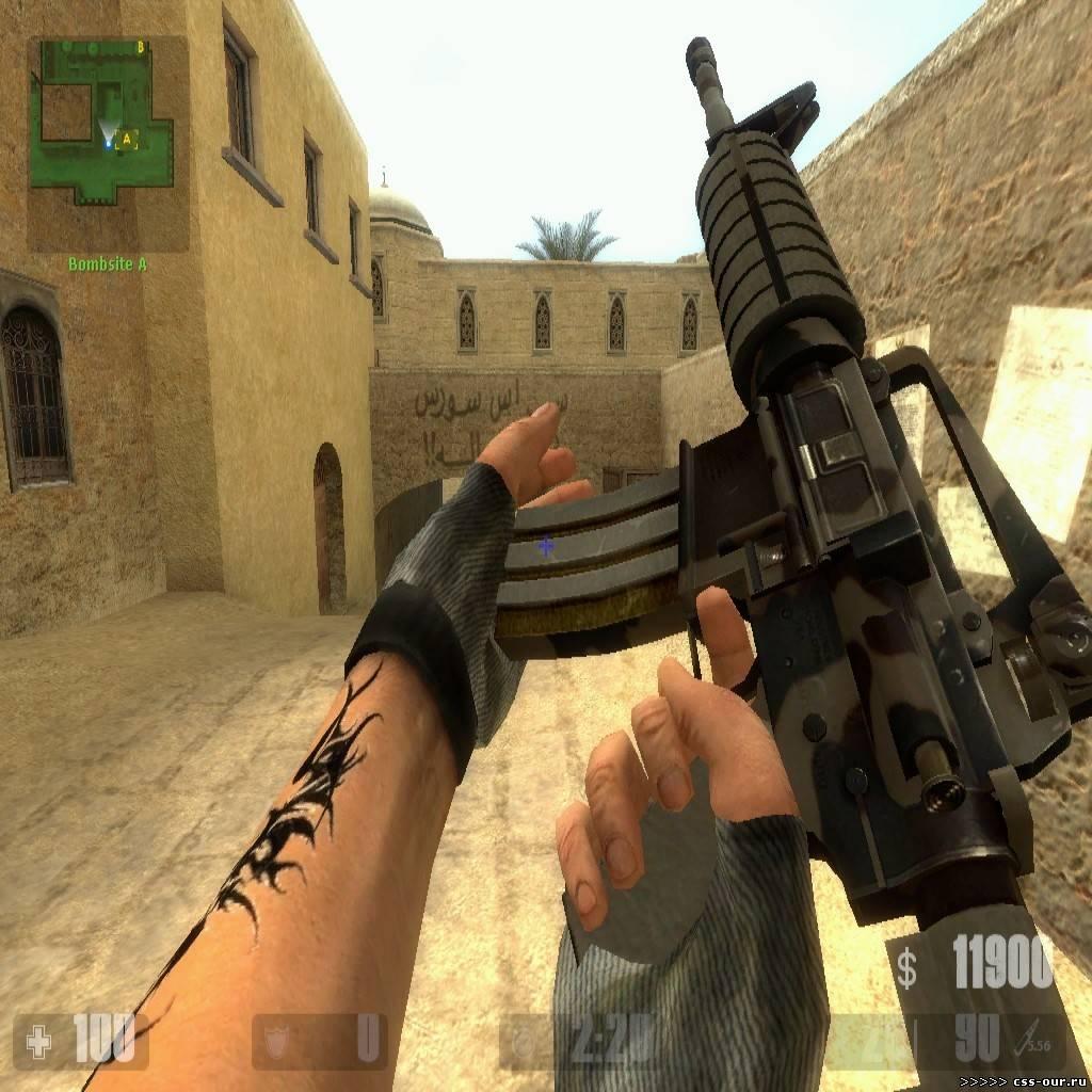 Картинки на оружие в ксс